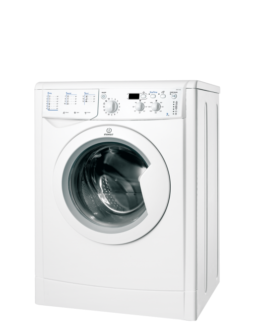 Indesit IWD 71482 B (EU) Wasmachine