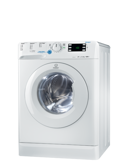 Indesit XWE 61452 W EU Wasmachine